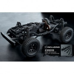 CMX 1/10 4WD High Performance Crawler car kit