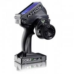 Emisora Absima CR3P Radio control 2,4 GHz con receptor waterproof