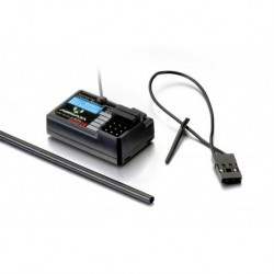 """Receptor 4-Channel Receiver """"R4WP-Mini Ultimate"""" 2.4 GHz"""