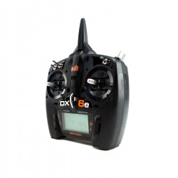 Emisora SPEKTRUM DX6e 6-Channel DSMX Transmitter with AR620