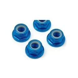 Tuercas autoblocante Azules Fastrax M5 (4pcs)