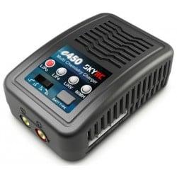 Cargador SkyRC e450 2-4S / 6-8S LiPo / LiFe / LiHV / NiMH
