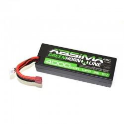 Bateria Lipo 11.1V-45C 4000 HARDCASE (T-PLUG)