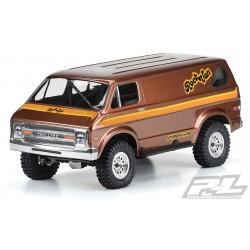 Carrocería '70s Rock Van, Sin Pintar