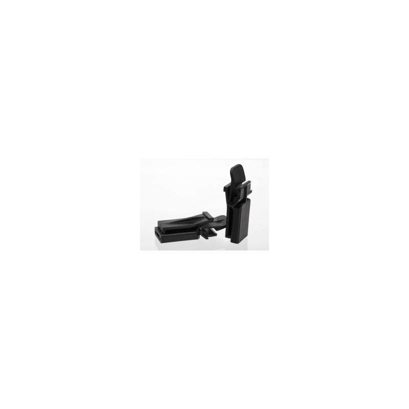 Retenedor de sujeción de la batería alto (2) (allows for installati