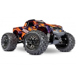 Traxxas Hoss 1/10 Scale 4WD Brushless Electric Monster Truck, VXL-3S, TQi -