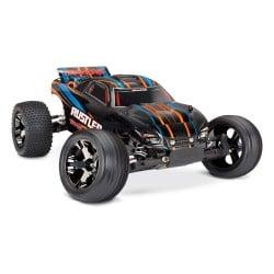 Traxxas Rustler RTR 2WD 1/10 VXL Brushless con TSM (sin baterias ni cargador)