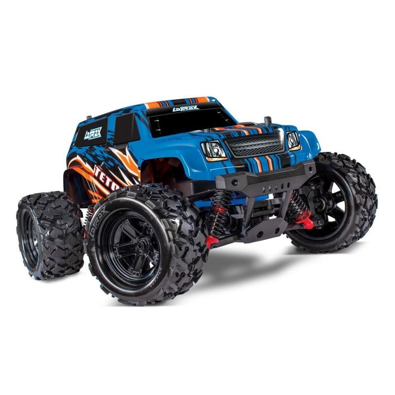LaTrax Teton RTR 4WD 1/18, brushed (con bateria y cargador 12v.)