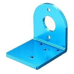 Bancada de Motor Aluminio Azul