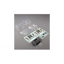 Carroceria Lexan Clear Body & Interior Set para Wraith 1.9 (AXI230001)