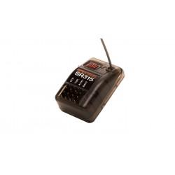 Receptor SPEKTRUM SR315 3 Canales 2.4 GHz DSMR