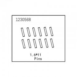 PINS 1.6X11