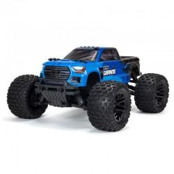 ARRMA GRANITE 1/10 4X4 V3 MEGA 550 Brushed Monster Truck RTR, Blue