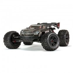 ARRMA KRATON KIT 1/8 4WD EXtreme Bash Roller Speed Monster Truck, Negro