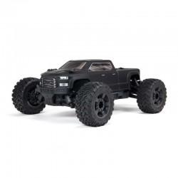 ARRMA BIG ROCK 1/10 4X4 V3 3S BLX Brushless Monster Truck RTR, Negro