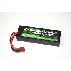 Bateria Absima Lipo 2s 4000mah 45C