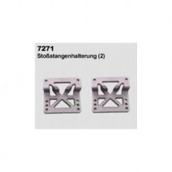 Soportes de paragolpes (2) - DF-4S-313mm
