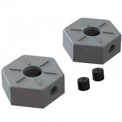 Hexagonales de 14mm ARRMA BLX 3S (2PCS)