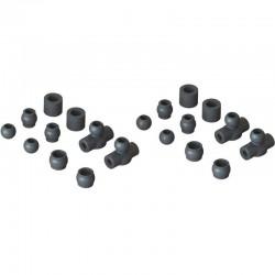 Juego de bolas compuestas 6S, ARAC3029