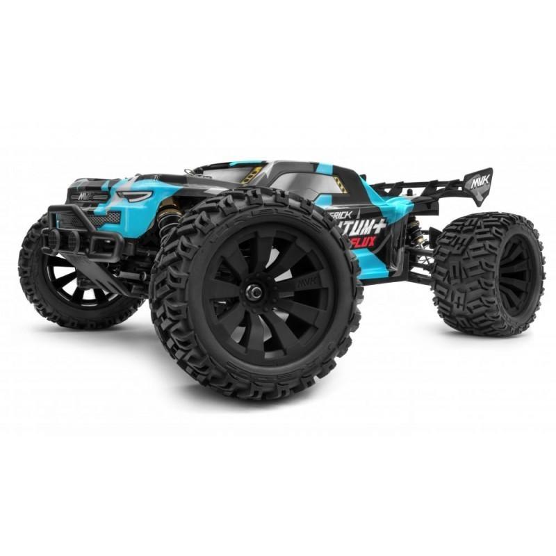 QUANTUM PLUS XT FLUX 3S 1/10 4WD STADIUM TRUCK-AZUL-