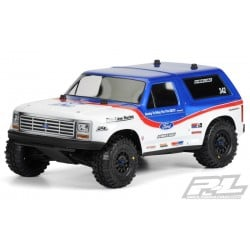 Carrocería 1981 Ford Bronco (Sin Pintar)