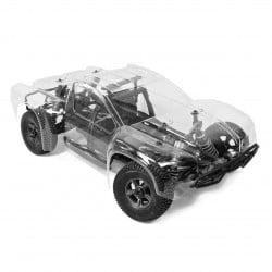 Hobao Hyper 8 Short Course 1/8 80% ARR Roller (Clear Body)