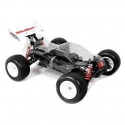 Hobao Hyper TT10 Truck 1/10 80% ARR Roller (Clear Body)