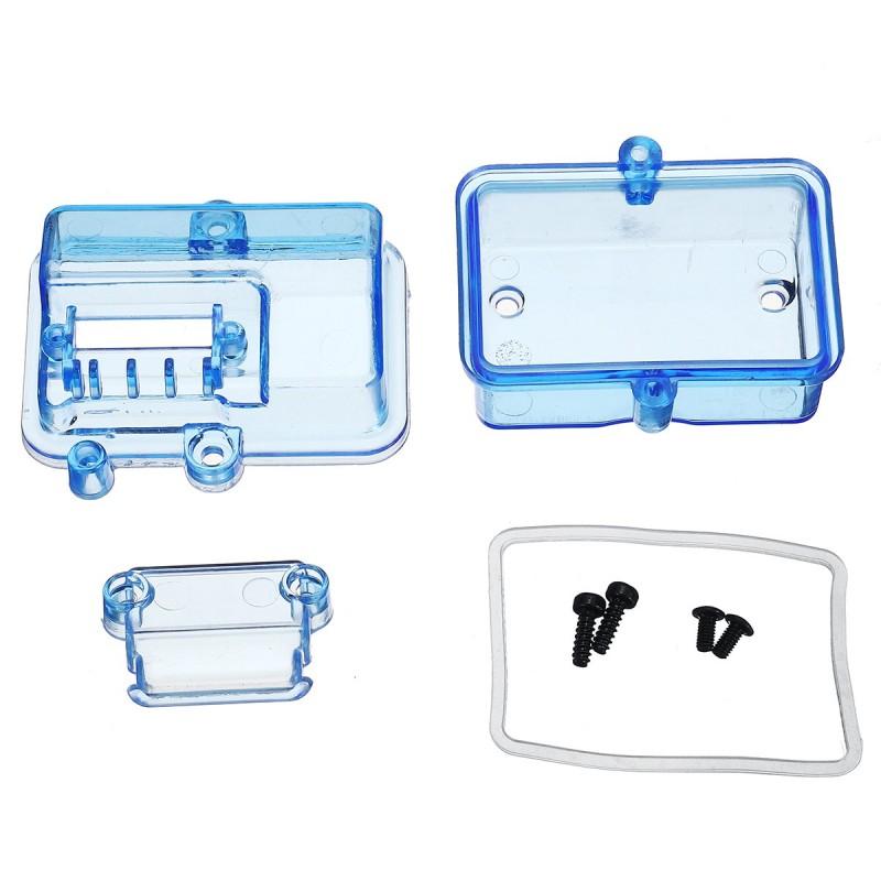Caja Receptor Transparente