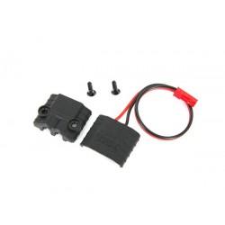 Conector, toma de corriente (con cable)