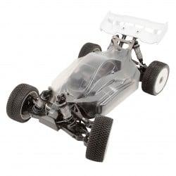 Hobao Hyper VSE Elektro Buggy 1/8 80% ARR Roller (Clear Body)