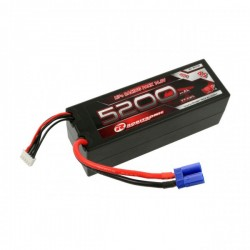 Batería Lipo Robitronic 4S 5200mAh 40C EC5 Plug