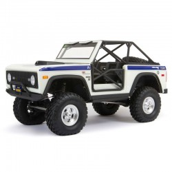 AXIAL SCX10 III Early Ford Bronco 4WD RTR 1/10