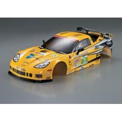 Carrocería Killerbody Corvette GT2 Rally de carreras 190mm RTU