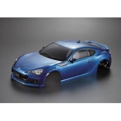 Carrocería Killerbody Subaru BRZ, pintado azul 195mm RTU