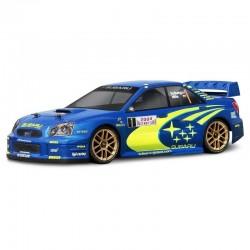 Carrocería EU Subaru Impreza WRC 2004 190mm /WB255m