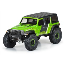 Carroceria Jeep Wrangler JL Unlimited Rubicon 313mm (Sin Pintar)