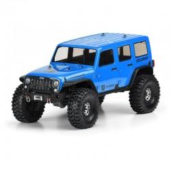 Jeep Wrangler Unlimited Rubicon Clear Body (Sin Pintar) para TRX4
