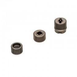 Engranajes de metal de la caja de transferencia: SCX10 III