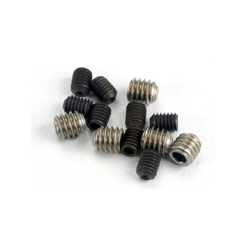 Prisionero de fijación (casquillo), 3x4 mm (8) / 4x4 mm (inoxidable) (4)