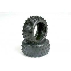 Neumáticos, 2.15 puntiagudos (traseras) (2pcs)