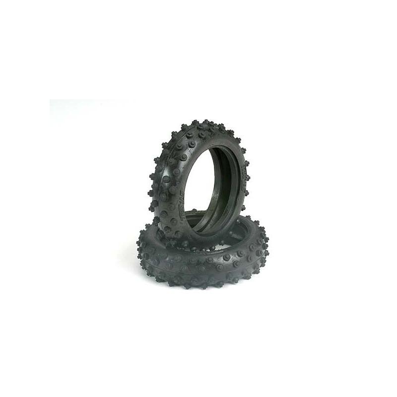 """Neumáticos, 2.1 """"con púas (delantero) (2)"""