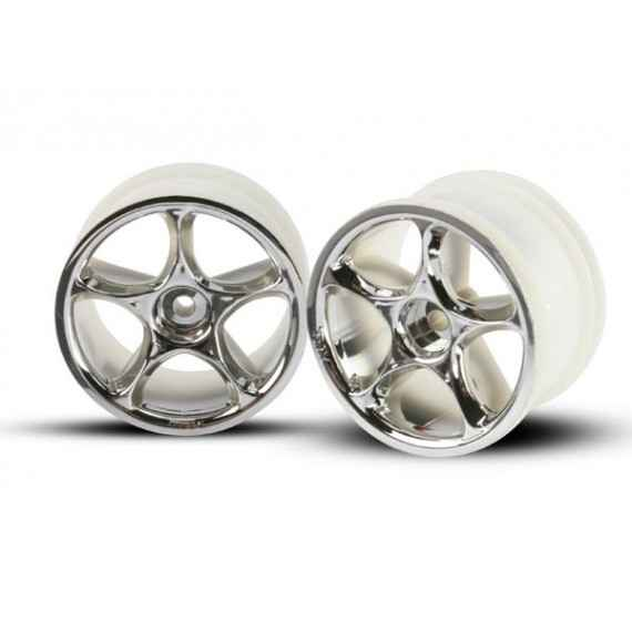 Wheels Tracer 2.2 (chrome) (2) (Bandit rear)