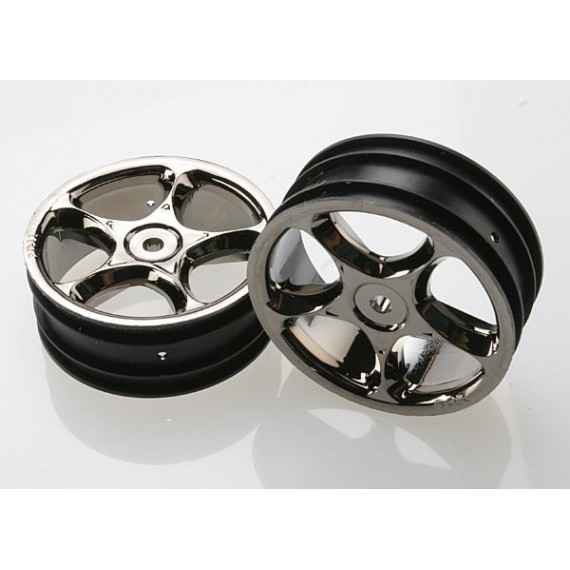 Wheels Tracer 2.2 (black chrome) (2) (Bandit front)