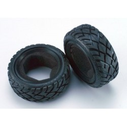 Tires Anaconda 2.2 (wide front) (2)/foam inserts (Bandit)