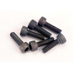 Screws 3x10mm cap-head machine (6) (no washer)
