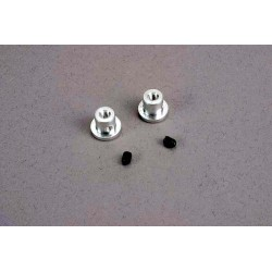 Wing buttons (2)/ set screws (2)/ spacers (2)/ 3x8mm CS (2)