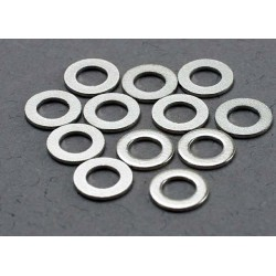 Washers 3x6mm metal (12)