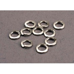 Washers 3x5 split metal lockwashers (10)