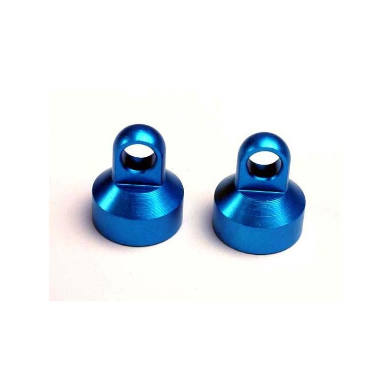 Shock caps aluminum (2)