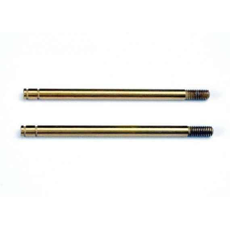 Ejes de choque, acero endurecido, recubierto de nitruro de titanio (largo X) (2)